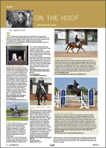 College Farm Featured – Luxe Magazine - On the Hoof Nov/Dec